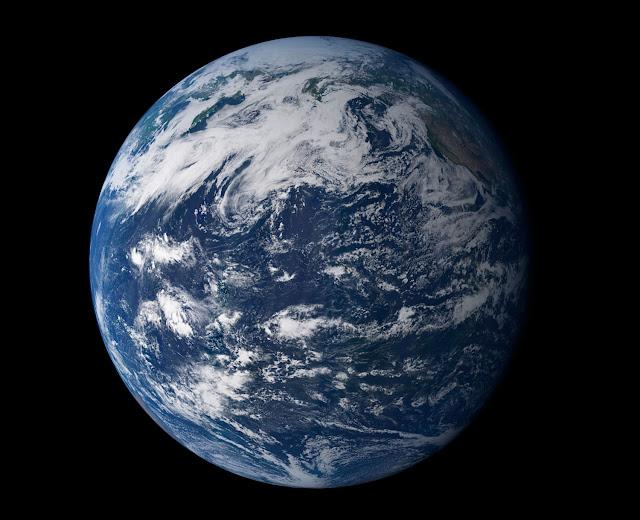 agua en la Tierra