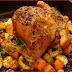 طريقة عمل دجاج فى الفرن بالخضراوت