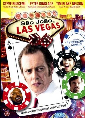 São João de Las Vegas (Dual Áudio) DVDRip XviD