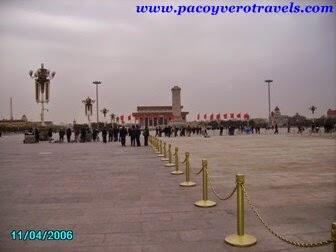 Plaza de Tiananmen Beijing