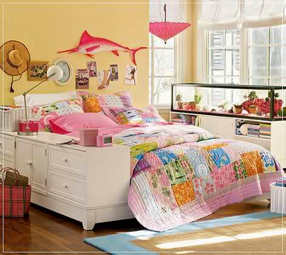 Modish Teen Bedroom Style idea