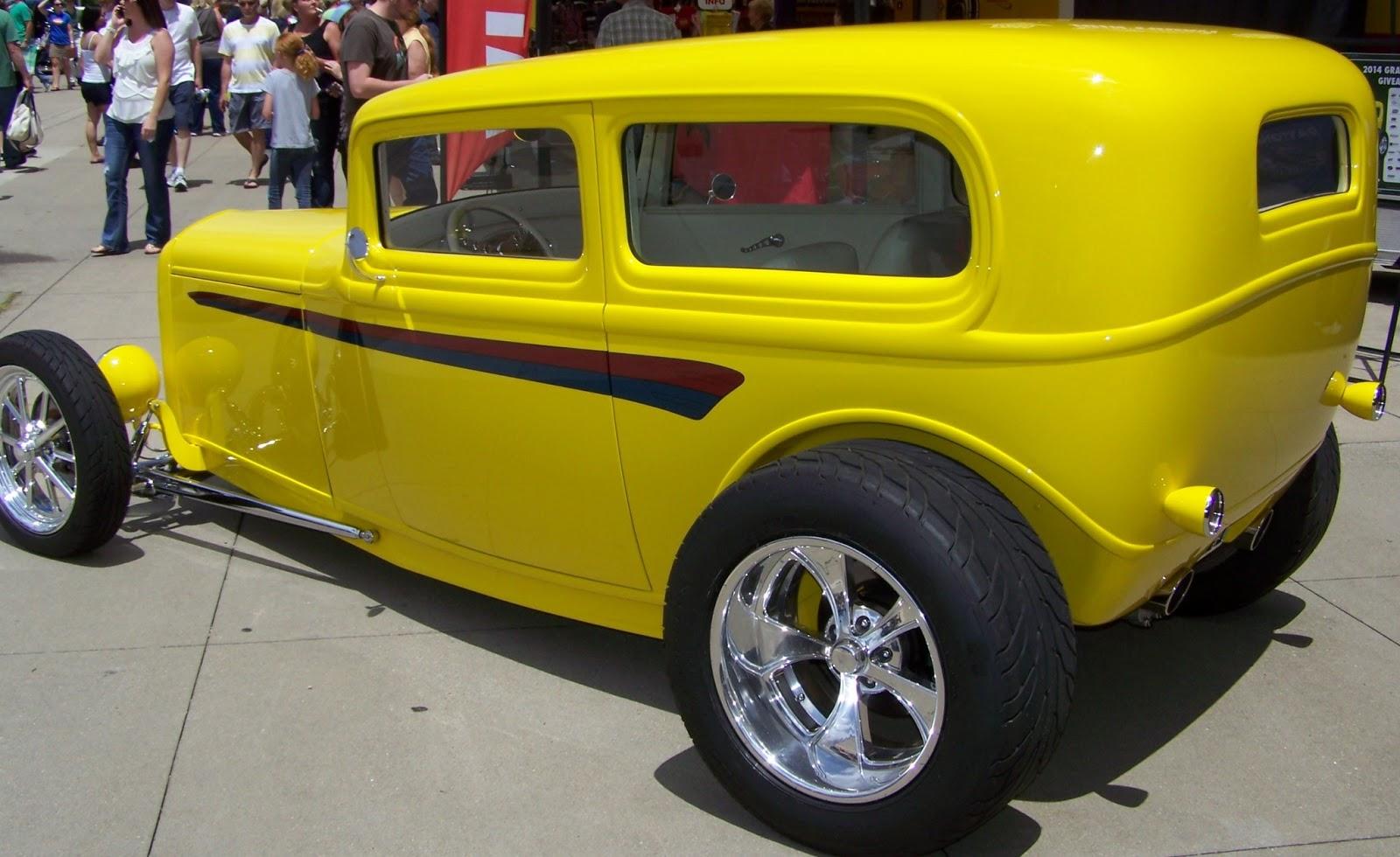All About Cars Goodguys Rod Custom Association Give Away Car - Good guys car show nashville