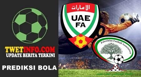 Prediksi UAE U19 vs Palestine U19