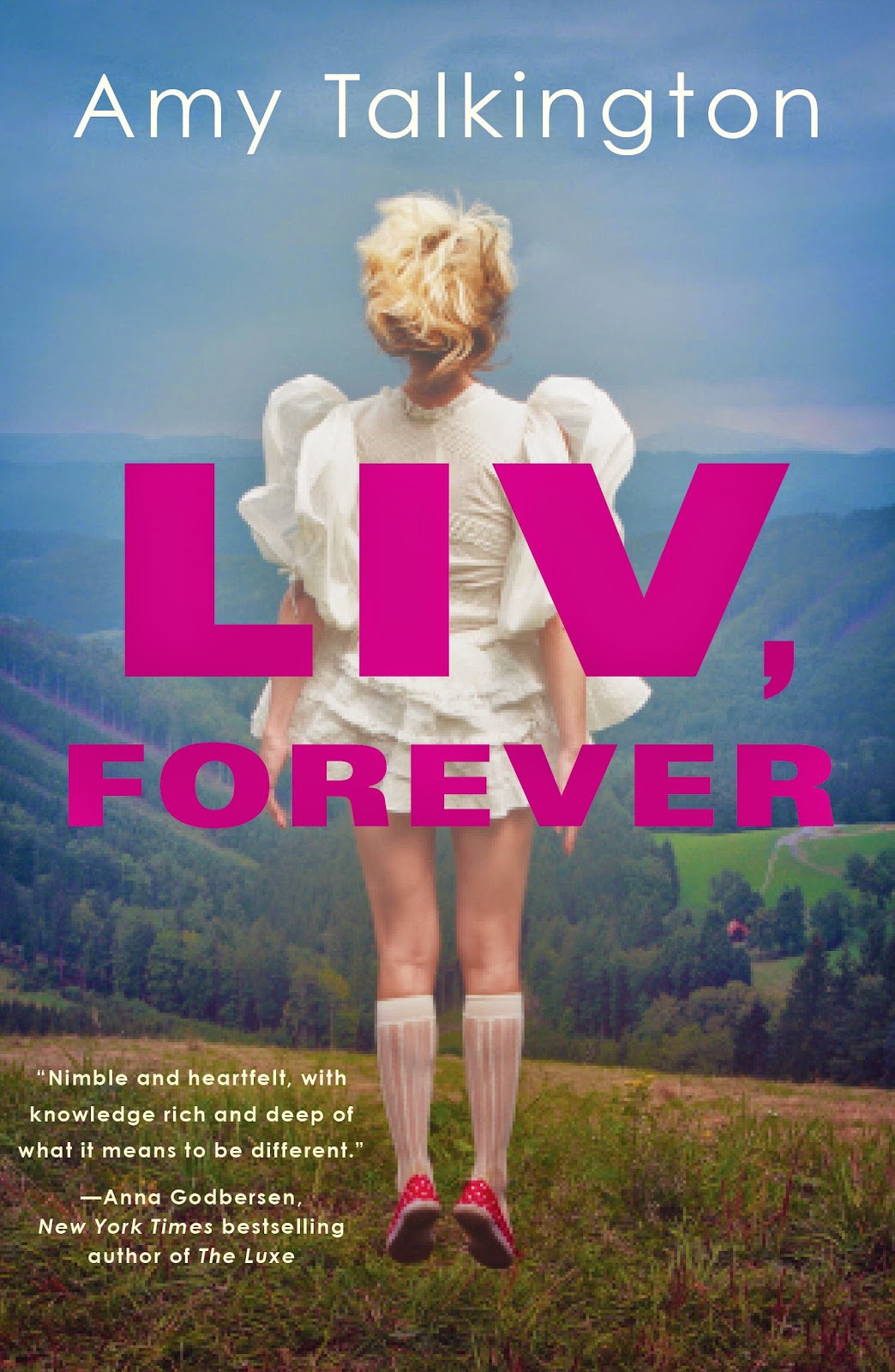 liv forever by amy talkington book cover large hd