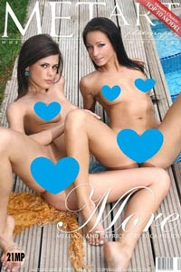 im Download   Met Art   Melisa & Caprice