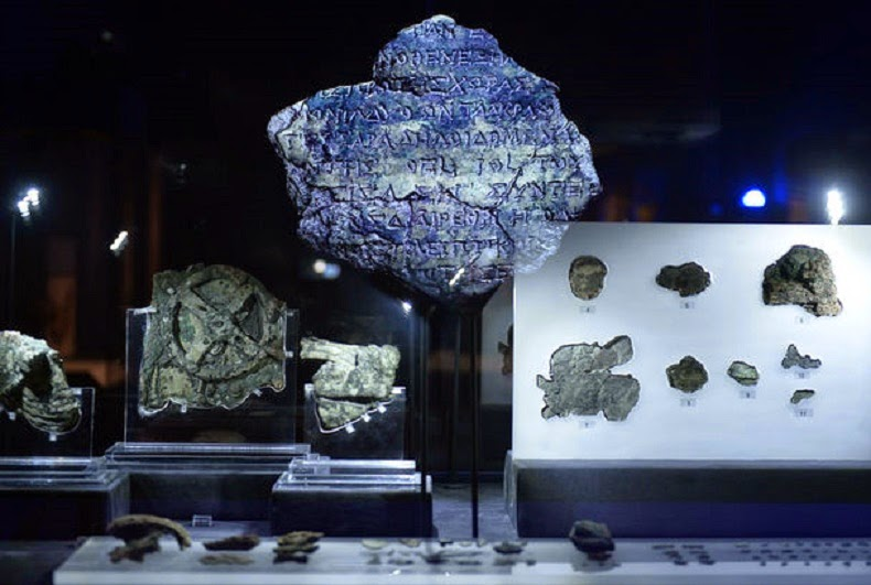 More on Antikythera Mechanism older than thought