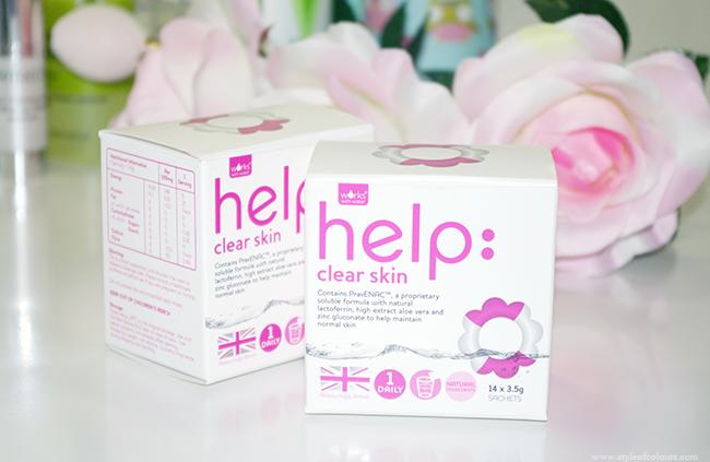 Help: Clear Skin