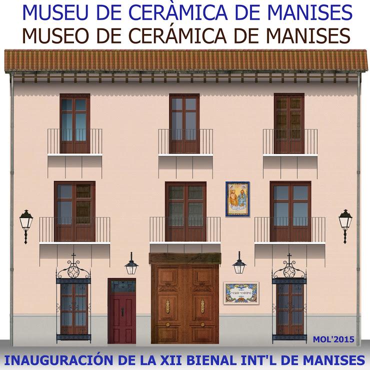 13.11.15 LA BIENAL INT'L DE CERÁMICA EN EL MUSEO DE CERÁMICA DE MANISES