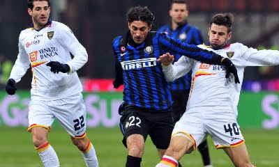 Inter Lecce 4-1 highlights