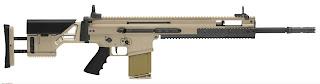 NATO FN SCAR MK 20