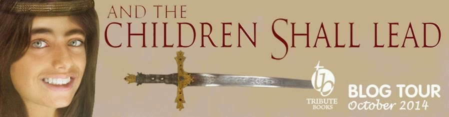 And The Children Shall Lead Blog Tour