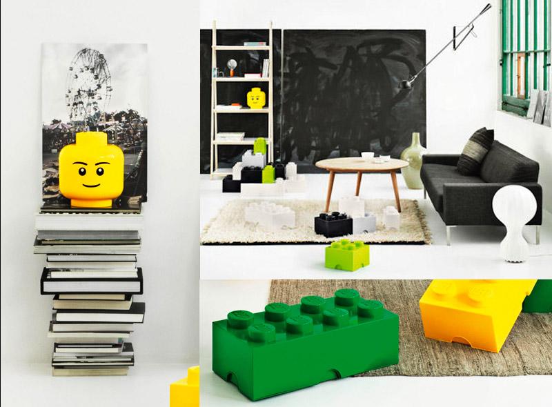 Giant Glossy Lego® Storage Blocks In Nine Fun Colors.Celebrity sex ...