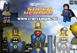 Jugar Super Heroes DC
