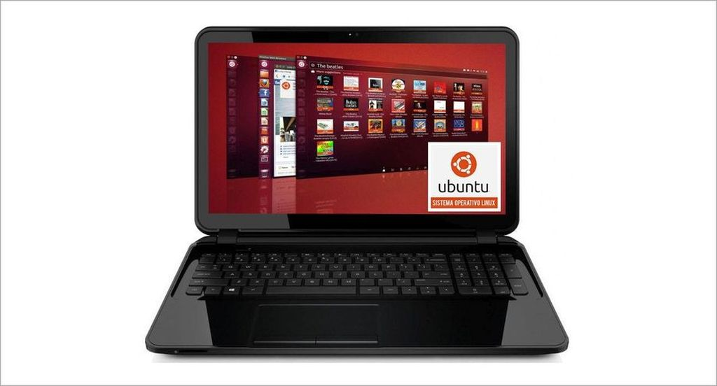 HP Notebook Ubuntu
