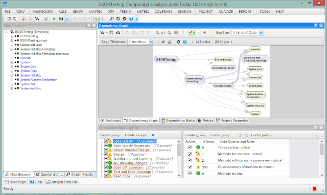 NDepend v5 Tool - VisualNDepend 3