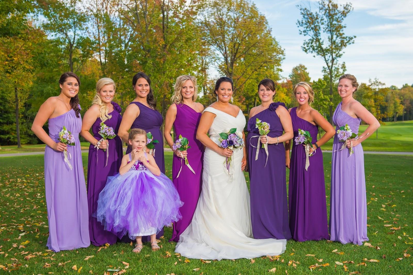 Bridesmaid Dresses // Wedding Wednesday | Dream Big & Buy The Shoes