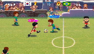 Capcom Sports Club arcade game download free
