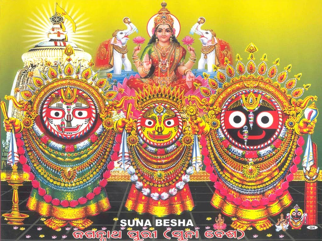 Jagannath Sunabesa Wallpaper