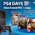 Vuelven los PS4 Days a PlayStation