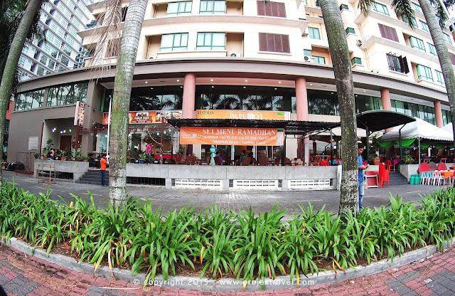 Restoran Papero di Shah Alam