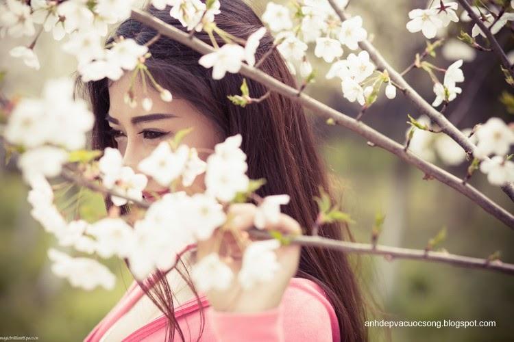 Váy hồng xinh xắn 1
