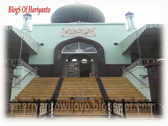 Masjid Agung Syuhada Yogyakarta