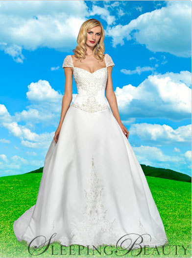 Disney Princess Wedding Dresses Aurora : Disney wedding dresses aurora and hairstyles