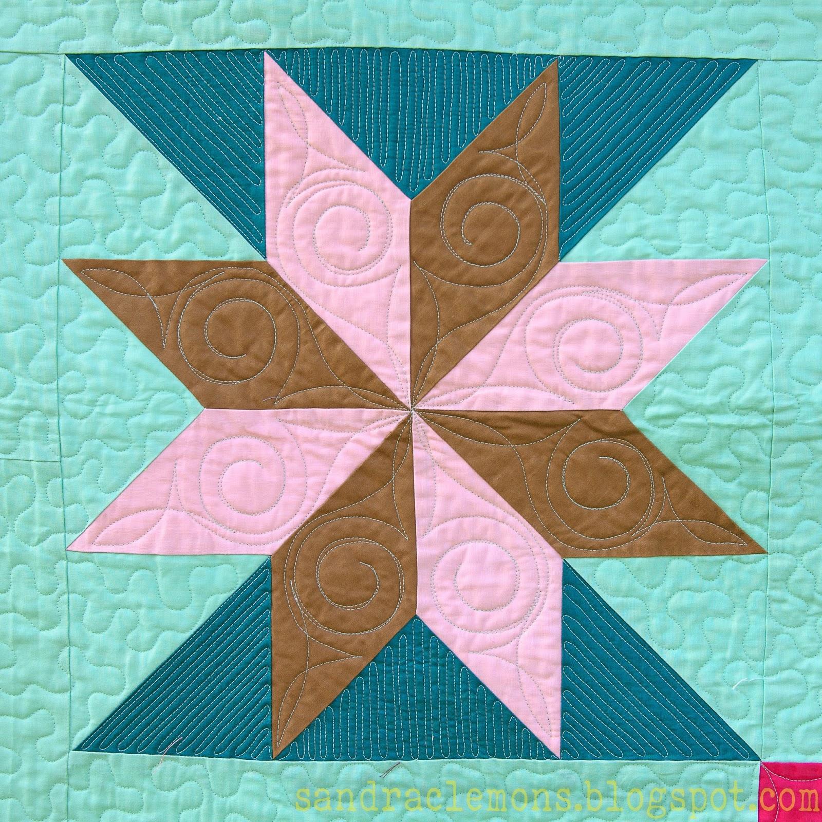 how to make a sampler quilt