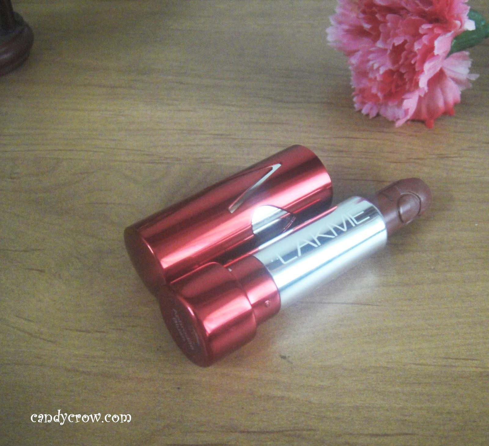 Lakme Lip Love lipstick  Aphrodite Blush