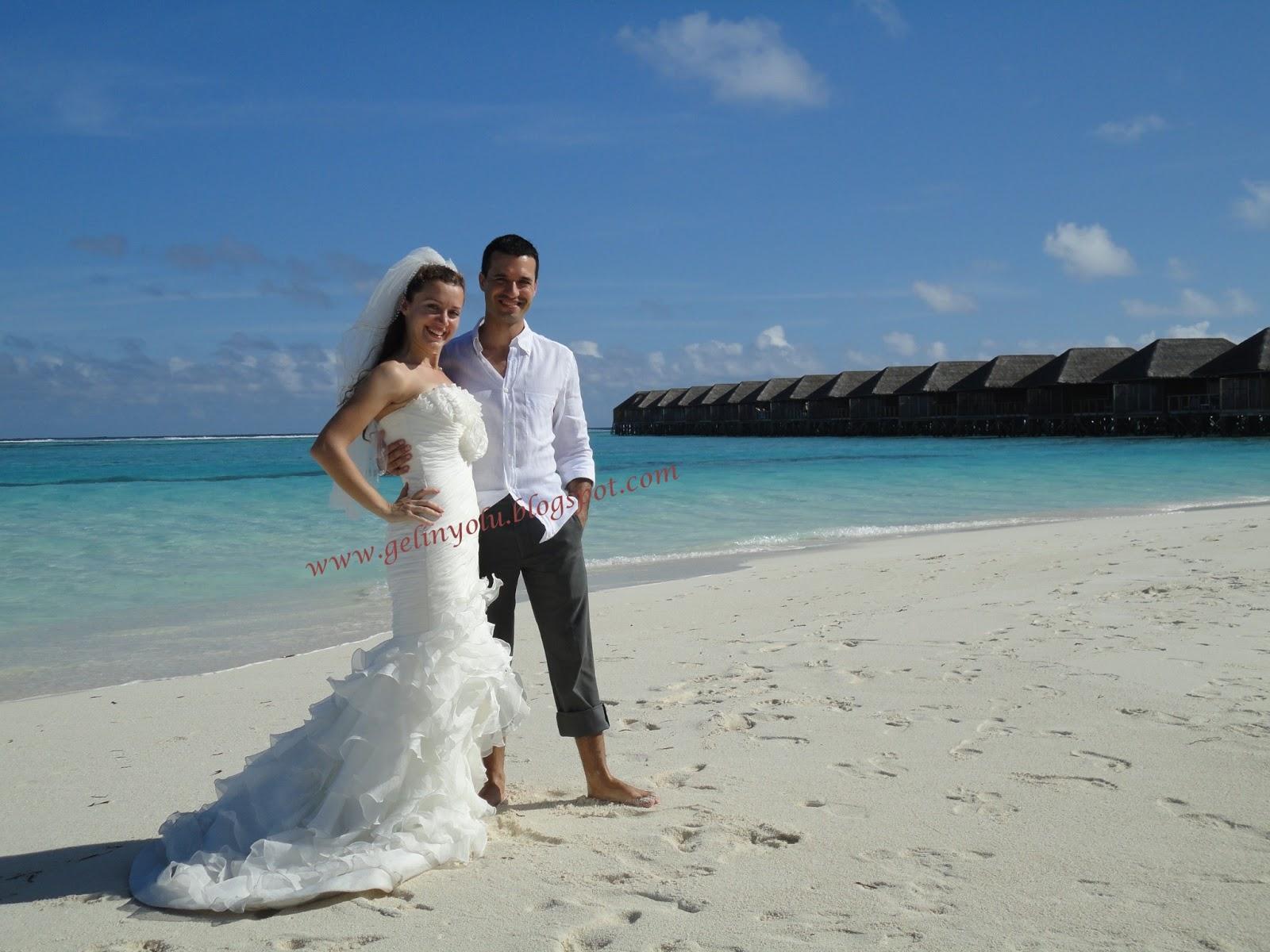 Maldivler'de Nikah Böyle Olur