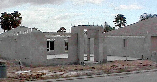 Cement House Construction : David barr s sarasota and venice real estate home