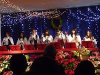 京都ノートルダム女子大学によるハンドベルコンサート