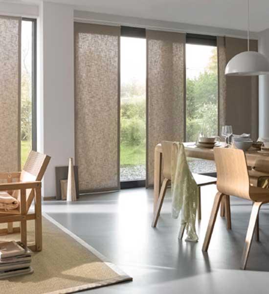 mi casa mi hogar paneles japoneses en salas. Black Bedroom Furniture Sets. Home Design Ideas
