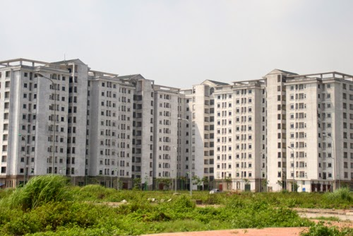 Hà Nội đẩy nhanh triển khai các dự án tái định cư