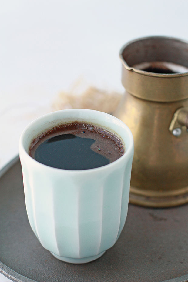 Egyptian coffee