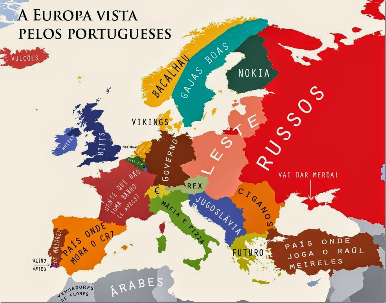 Europa vista Pelos Portugueses, Europa, Portugal, Europa de Acordo com os Portugueses