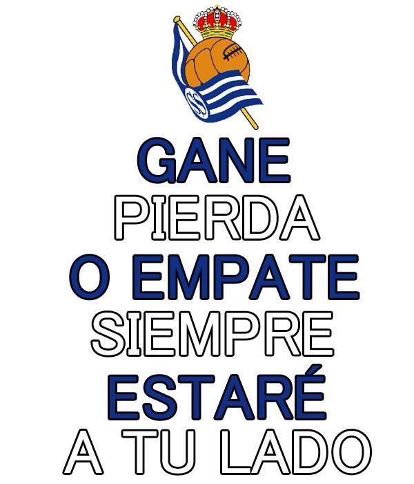 Me gusta el buen fútbol .. y mi gran pasión es mi equipo