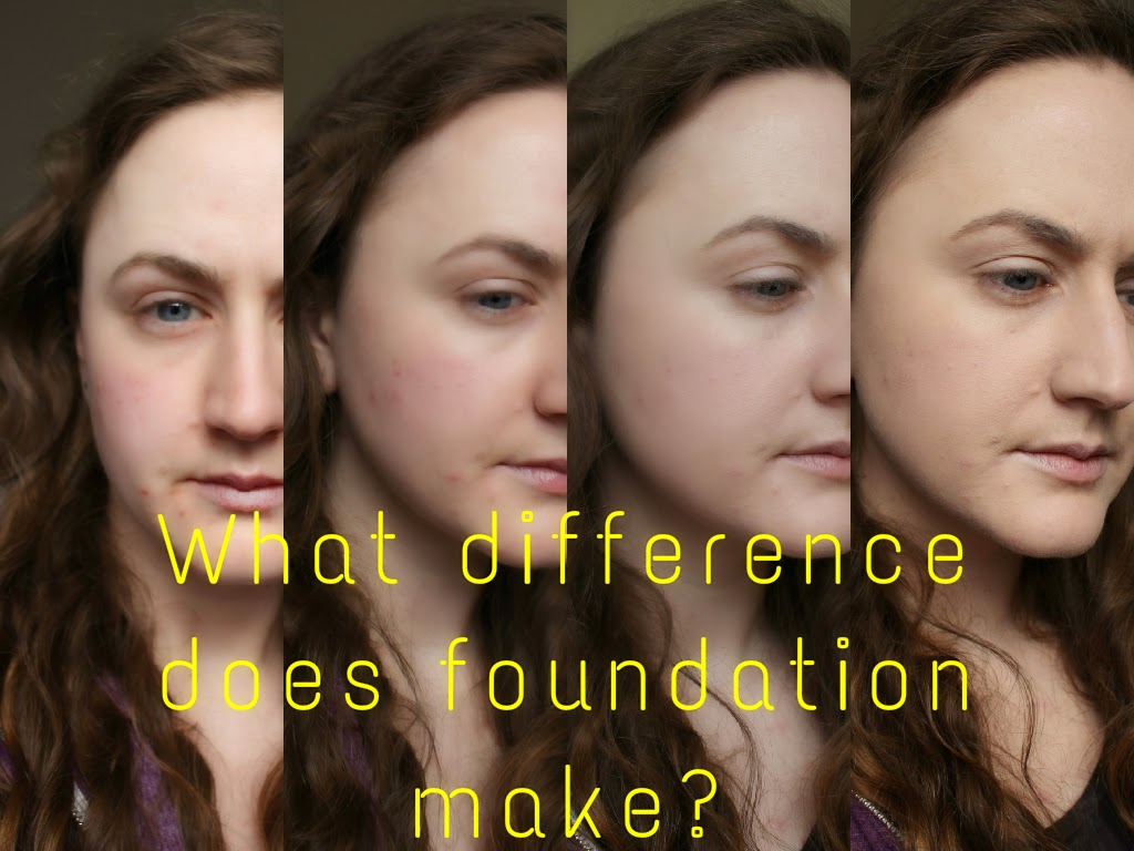 What difference does foundation make?