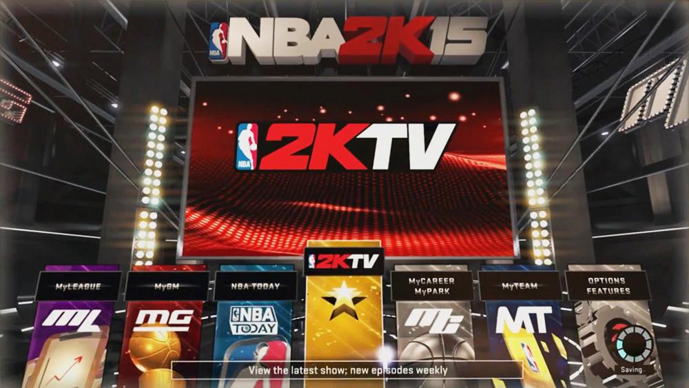 NBA 2K15 NBA2K TV