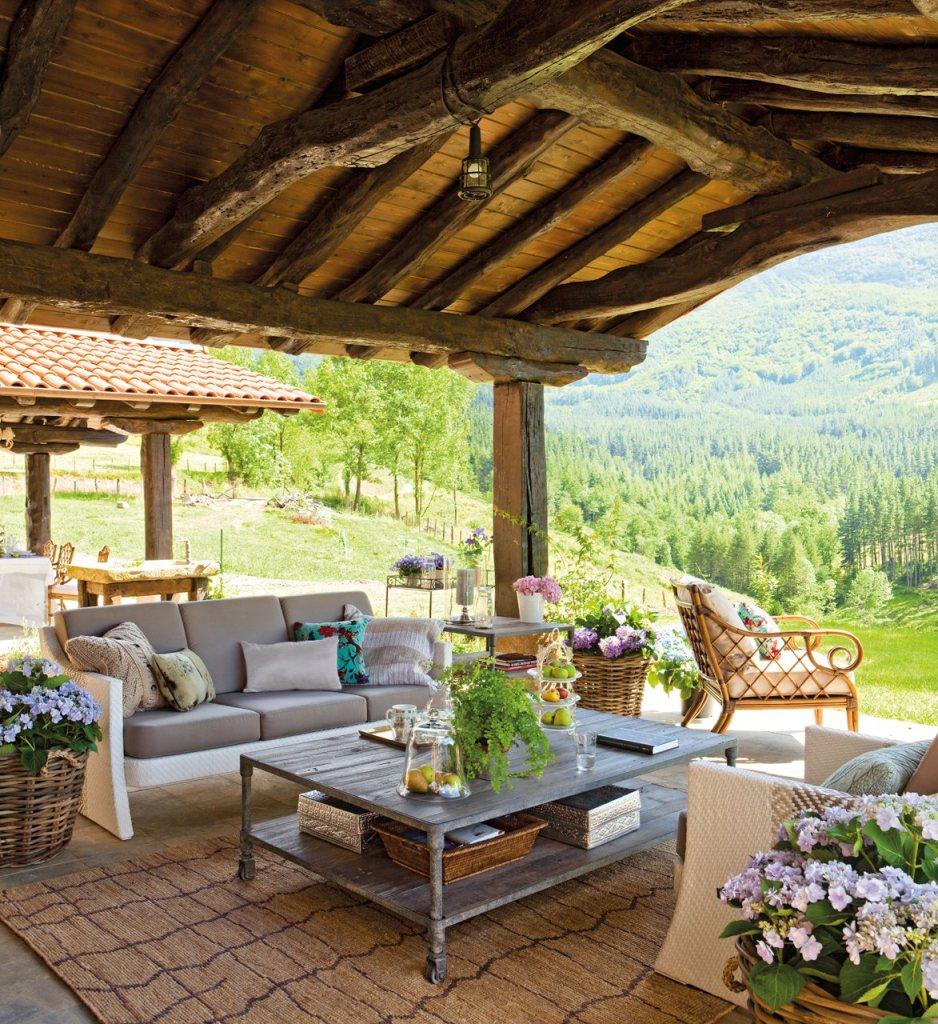 Country Home Design Ideas: Un Interior Clasic, La Munte Jurnal De Design Interior