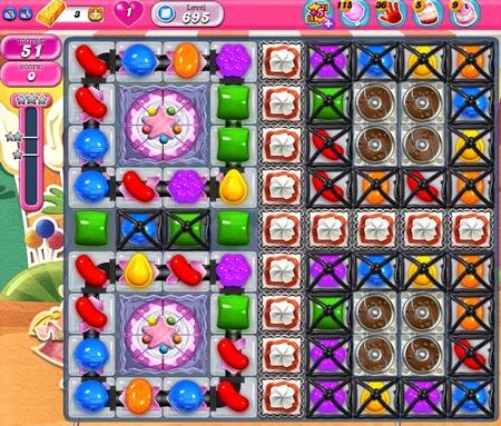 Candy Crush Saga 695
