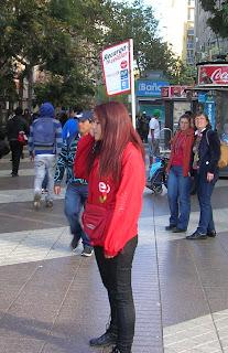 Recarga móviles, Santiago de Chile, Chile, vuelta al mundo, round the world, La vuelta al mundo de Asun y Ricardo