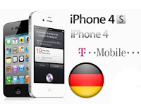Unlock iPhone 4 tmobile germany