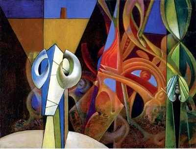 Max Ernst Design in nature