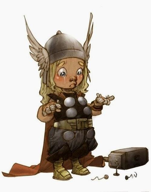 10-Thor-Illustrator-Comic-Lover-Alberto-Varanda-Angel-www-designstack-co