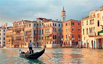 Отдых в Италии. Венеция.