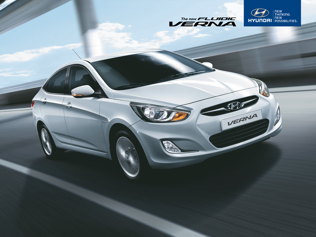 Cars And Mobiles Information New Hyundai Verna