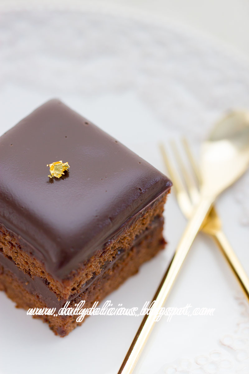 Chocolate Chiffon Cake Youtube