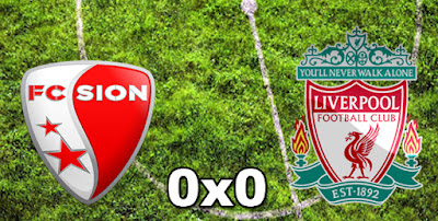 Sion 0-0 Liverpool