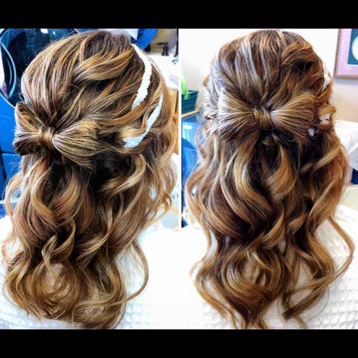 updo for a baby shower hairstyle gallery